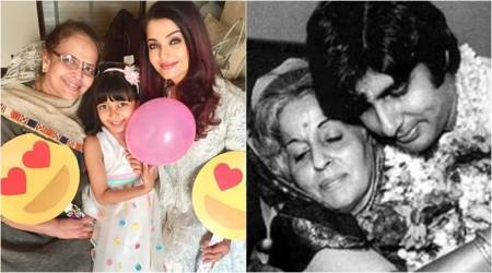 Mother's Day 2018: Amitabh Bachchan, Aishwarya Rai Bachchan, Sonam Kapoor share moving posts