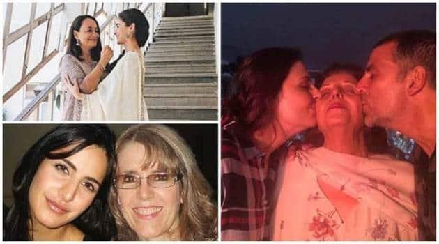 mothers day alia bhatt katrina kaif akshay kumar