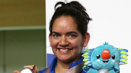 Anjum Moudgil wins silver medal, Apurvi Chandela finishes fourth to secure Olympic quotas at ISSF World Championships