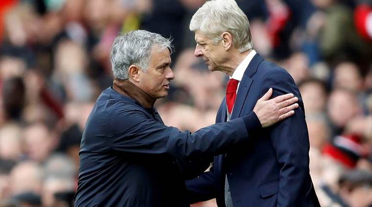 I hope I haven't seen the last of Wenger - Mourinho