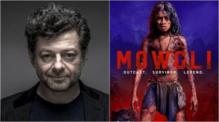 ANdy Serkis is a voice star is Mowgli