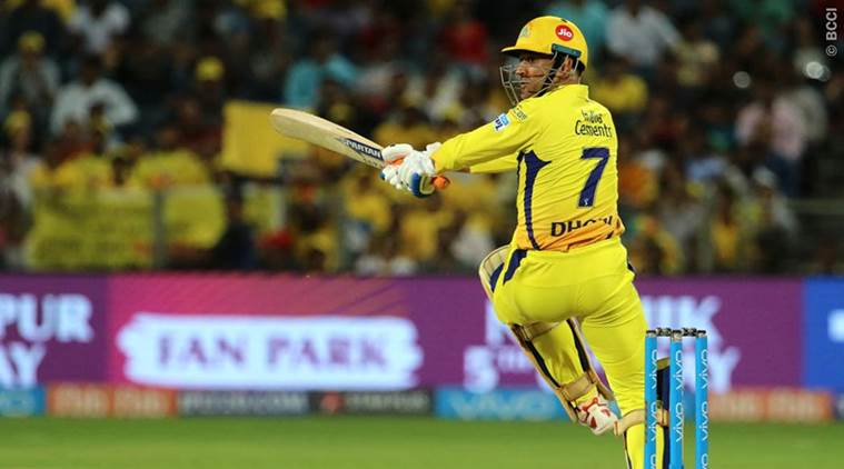 MS Dhoni, IPL 2018, Indian Premier League, MS Dhoni CSK, Chennai Super Kings, sports news, IPL news, cricket, Indian Express