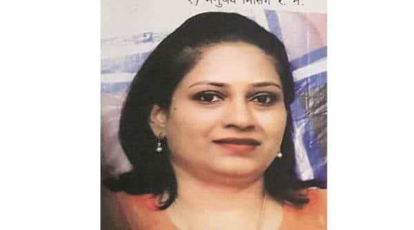 Ashwini Bidre went missing in April 2016.