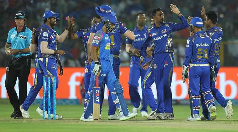 IPL 2018 Live, MI vs RR: Mumbai Indians host Rajasthan Royals in Mumbai in Match 47 of Indian Premier League