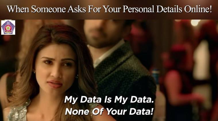 "race 3, Mumbai Police, Salman Khan, Salman Khan race 3, hilarious Race 3 memes, Race 3 trailer, Daisy Shah's ""Our business is our business... none of your business"" dialogue from Race 3 trailer, Daisy Shah meme, indian express"