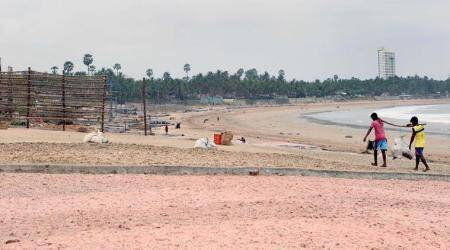 Mumbai development plan: Beach marked as residential zone set to be turned into public park