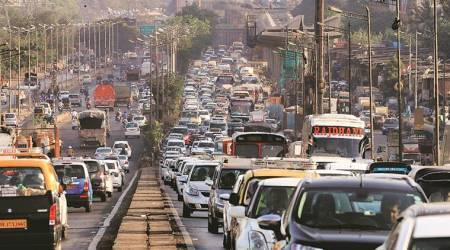 Mumbai's great traffic crawl: Vehicle population up 50 per cent in five years