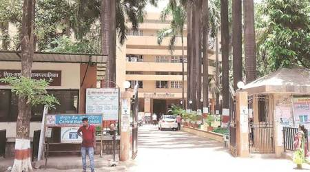 maharashtra BJP uses MBMC name for credit society, bjp credit society, bjp shiv sena, Mira Bhayander Municipal Corporation, narendra mehta, indian express