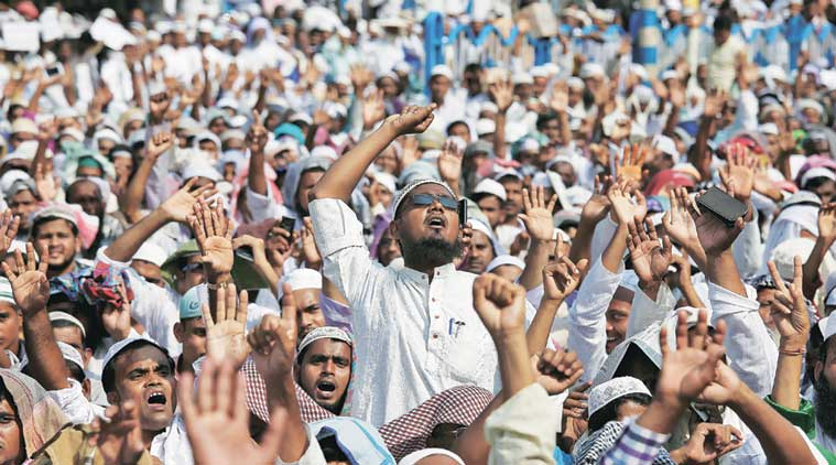 Recent tensions in Paldi, an affluent locality of Hindus and Jains with some Muslim-dominated parts in Ahmedabad, shed fresh light on the faultlines of urban Gujarat. (Representational)