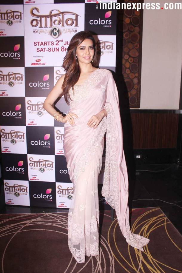 Karishma Tanna at Naagin 3 launch
