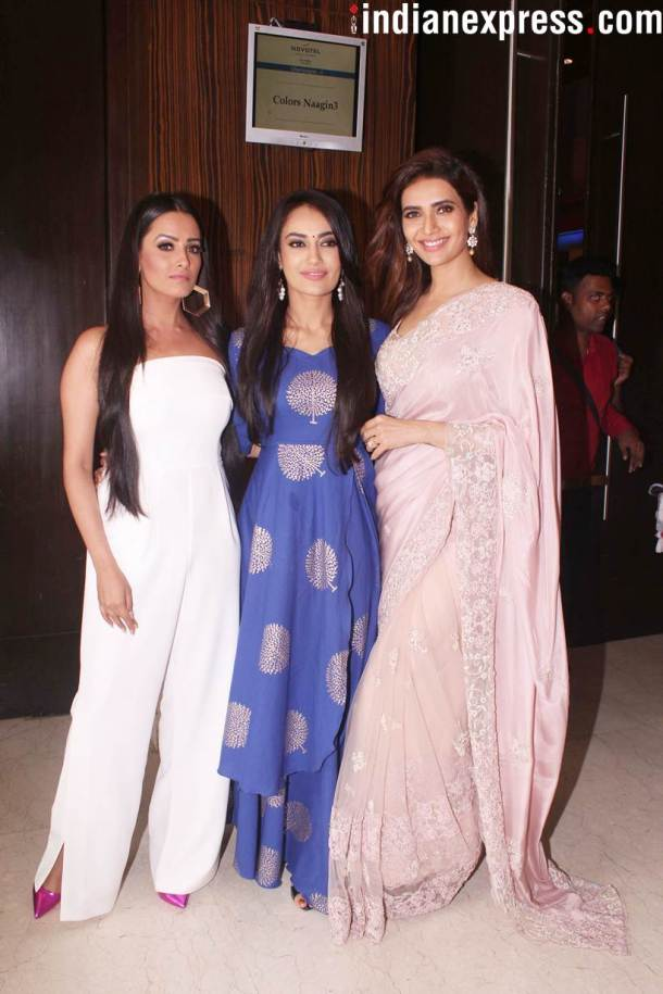 Naagin 3 launch