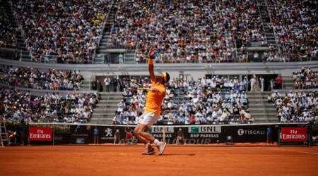Rafael Nadal sets up Novak Djokovic semi-final in Rome, Alexander Zverev marches on