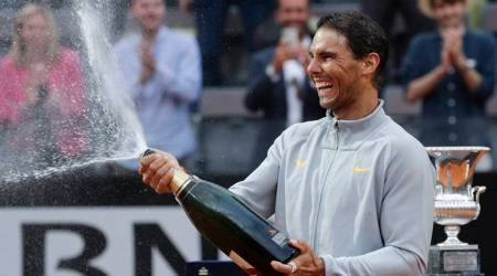 Rafael Nadal returns to World No 1 with Rometitle