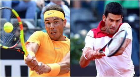 Rafa Nadal vs Novak Djokovic Live