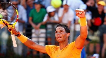 Rafael Nadal to face Alexander Zverev in Rome Final after edging Novak Djokovic