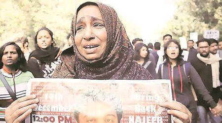 Not even sure if crime committed, CBI says on Najeeb case