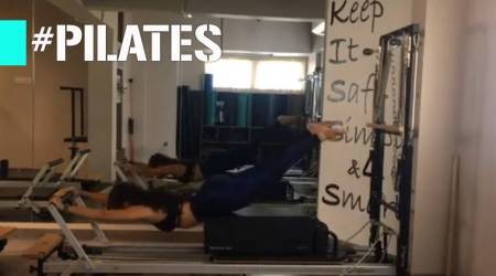 WATCH: Celebrity trainer Namrata Purohit has a Pilates formula for strong back and toned hips