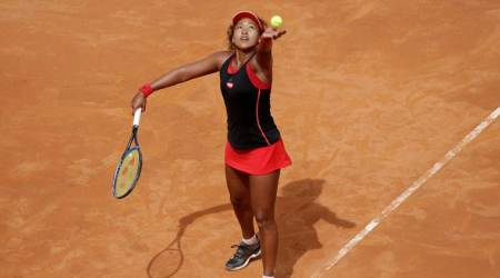 Naomi Osaka eases past Victoria Azarenka in Rome as Roberta Vinci calls time on career