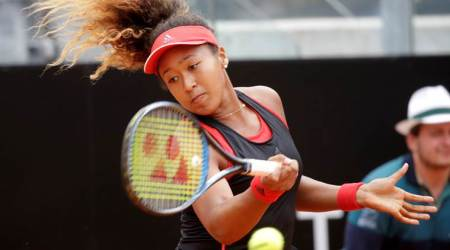 Japan's Naomi Osaka shows best and worst in Paris first-roundwin