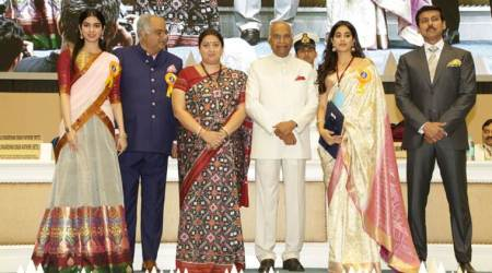 National Film Awards 2018 Highlights: President Ram Nath Kovind honours late actors Sridevi and Vinod Khanna