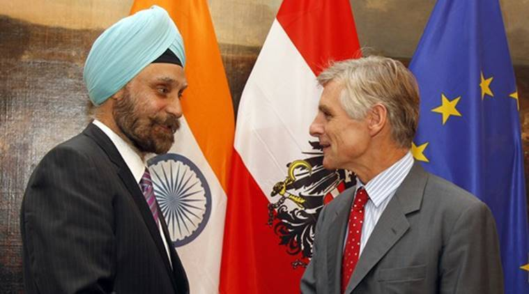 Ambassador Sarna slams US media for 'negative' portrayal of India