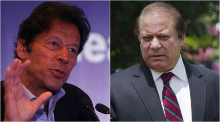 Like Nawaz Sharif, Imran Khan on a sticky wicket over allegations against Pak army
