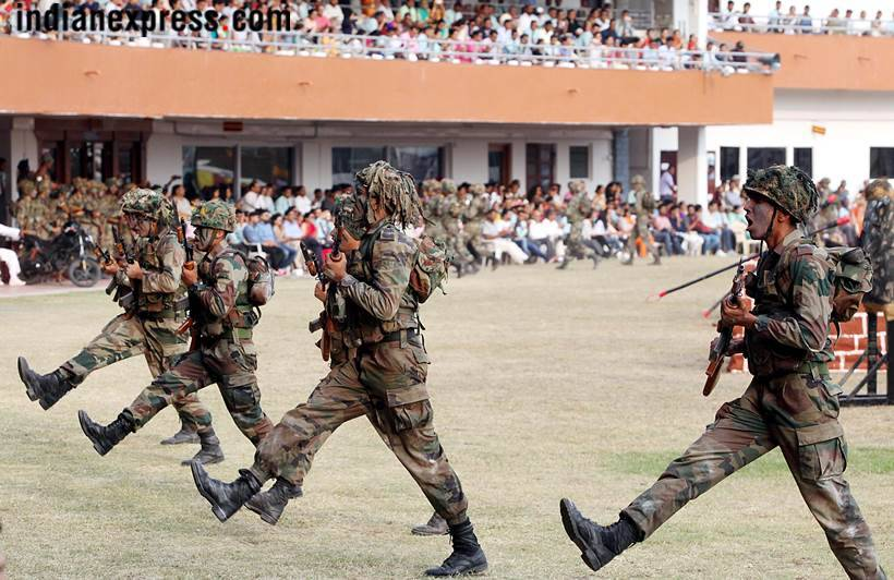 Ahead of NDA Passing Out Parade, cadets demonstrate exemplary display of traditional military pageantry