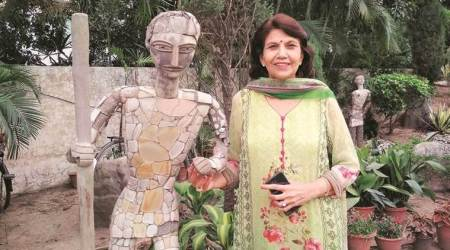 'Nek Chand's creations symbolise his memory'