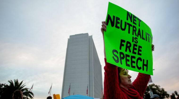 US net neutrality vote, net nuetrality repeal, US Senate vote, net neutrality FCC rules, Federal Communications Commission, internet service providers, tech companies, internet traffic, Congress vote