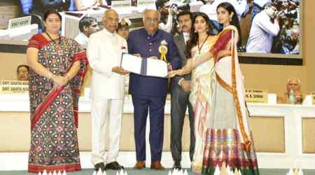 65th National Film Awards ceremony: Here's everything thathappened