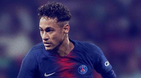 Neymar hints at PSG stay by wearing next season's jersey, seepic