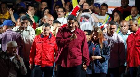 US renews call for Organization of American States to suspend Venezuela