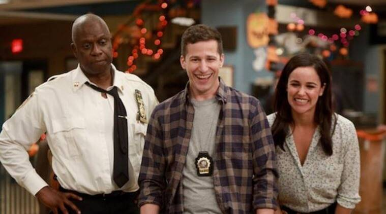 a still from Brooklyn Nine-Nine