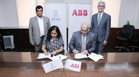 Niti Aayog, ABB India, AI, robotics, artificial intelligence, digitalisation, artificial intelligence robotics, ai robotics, industrial automation