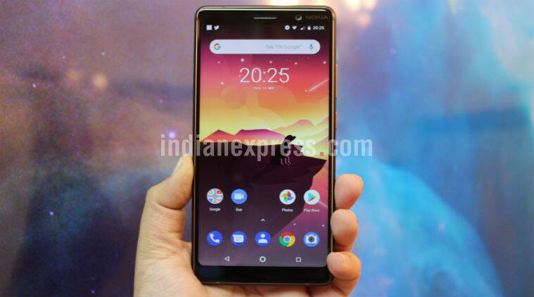 Nokia 7 Plus, Nokia 7 Plus dual-VoLTE, VoLTE dual SIM Nokia 7 Plus, Nokia 7 Plus price in India, Nokia 7 Plus specifications, Nokia 7 Plus Indian express review, Android One