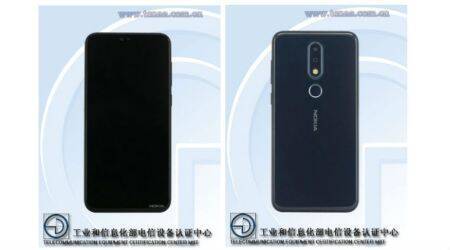 Nokia X with iPhone X-like notch spotted on TENAA, specifications, design leaked