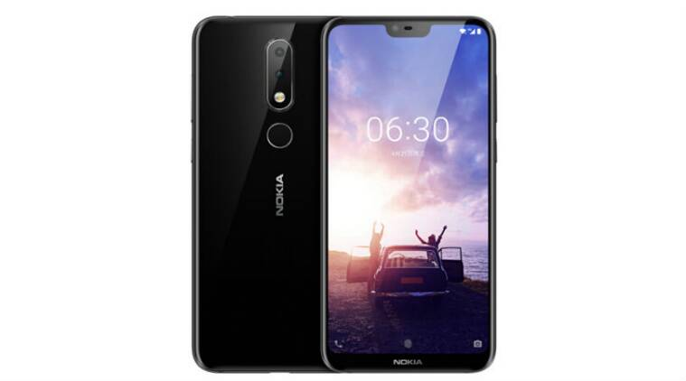 Nokia X6 5.8-inch FHD+ notched smartphone announced