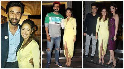 Nushrat Bharucha birthday bash