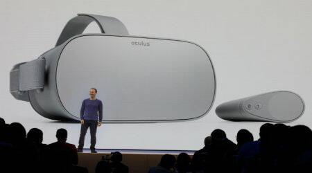Oculus Go: $199 standalone VR headset goes on sale in 23 countries