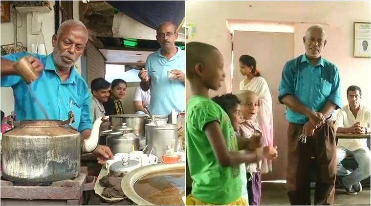 tea seller, odisha tea seller, d prakash rao, cuttack tea seller slum kids school, mann ki baat, narendra modi in odisha, india news, good news, indian express, viral news