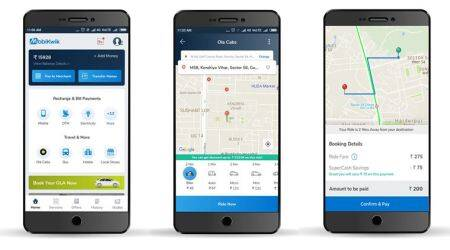 Now Ola users can book a ride, make payments from MobiKwikapp