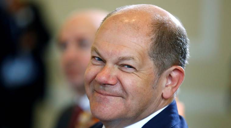 Talks between EU, US don't point to trade war: Germany's Scholz