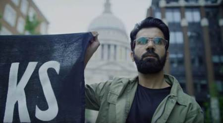 Omerta box office collection day 1: Rajkummar Rao film opens at Rs 54 lakh