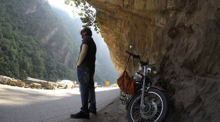 Biker who rides 450-500 km to test performance of new motorcycles