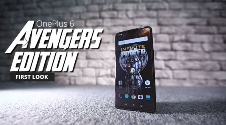 OnePlus 6 Avengers Limited edition: First look of the specialvariant