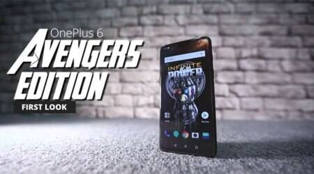 OnePlus 6 Avengers Limited edition: First look of the special variant