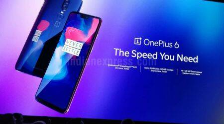 OnePlus 6 launch, OnePlus 6 vs Apple iPhone X, OnePlus 6 price in India, OnePlus 6 specifications, OnePlus 6 vs Samsung Galaxy S9 Plus, OnePlus 6 India launch, OnePlus 6 offers, Galaxy S9 Plus specifications, iPhone X specifications