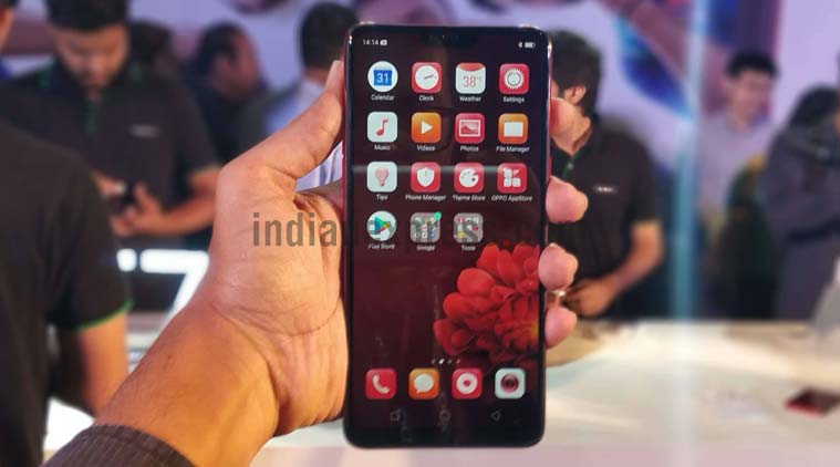 Oppo F7: Basic questions about camera, display, fast