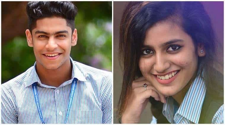 Oru Aadhar Love song Munnaale Ponnaale teaser Priya Prakash Varrier and Roshan Abdul