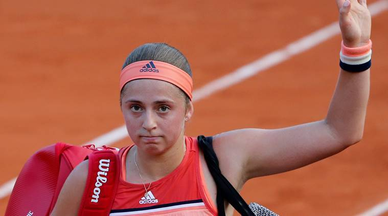 Defending French Open champ Ostapenko loses